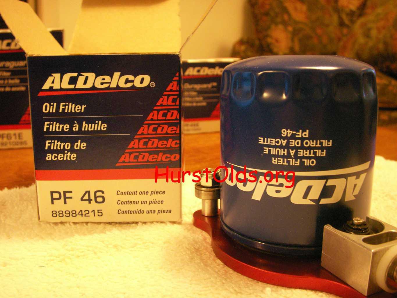 AC Delco PF46 88984215