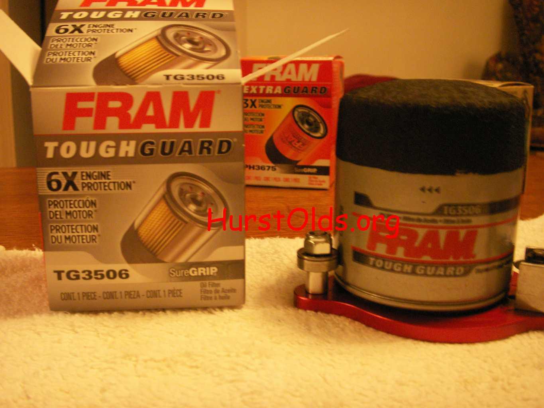 Fram TG3506