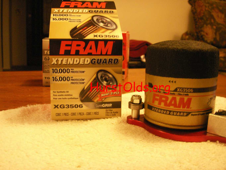 Fram XG3506