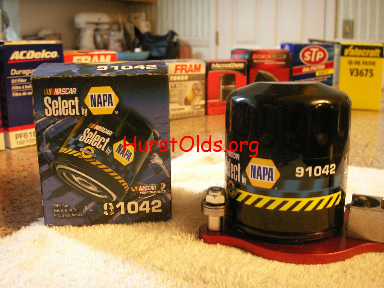 NAPA Select 91042